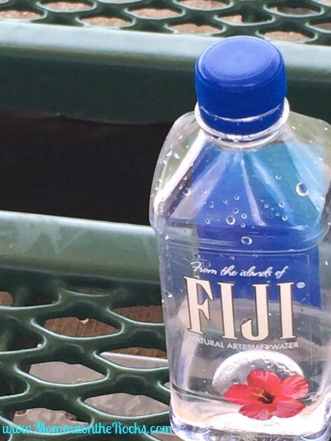 Fiji Water #sipandbefit