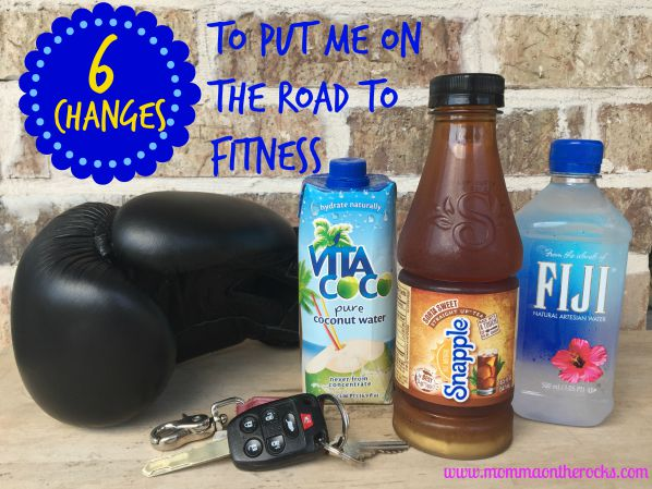 Snapple helps put me on the road to fitness #sipandbefit