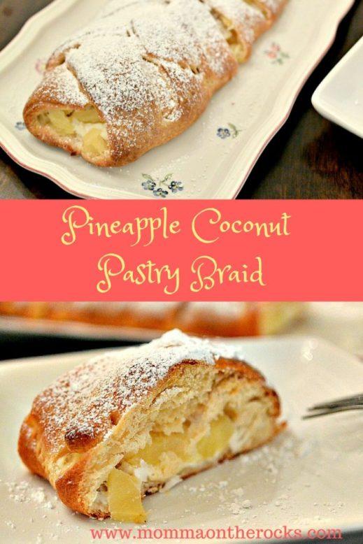 pineapple coconut