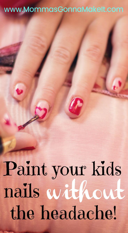 Nail Polish Paint Strips Parchment Paper S Art