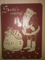 Santa Claus is coming