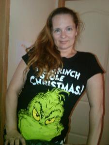Red Grinch