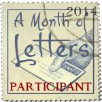 A Month of Letters