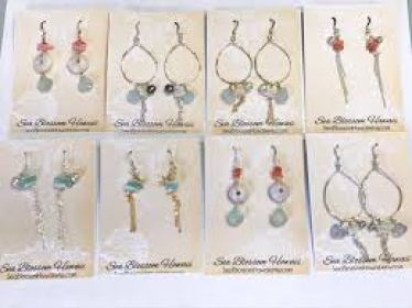 Sea Blossom Hawaii Sea Glass jewelry