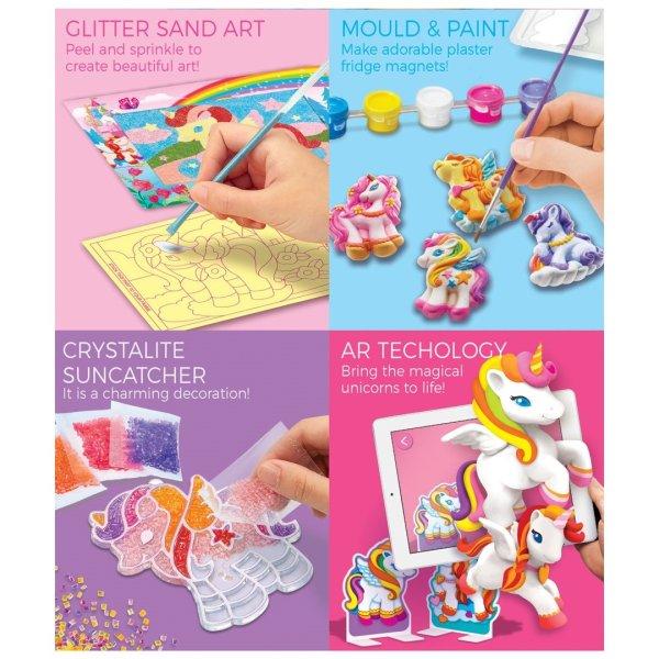 Creative Crafts חדי קרן קסומים - Mom & Me