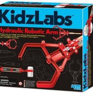 Science Kits יד רובוטית הדראולית - Mom & Me