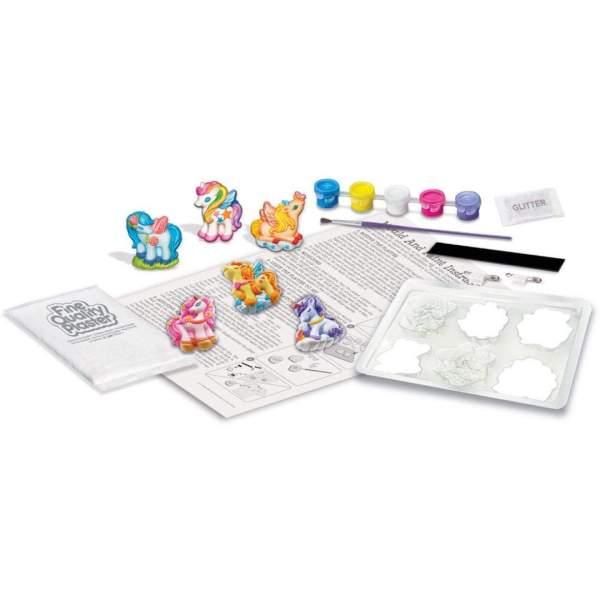 צעצועים מגנטים גבס - חדי-קרן - Mom & Me