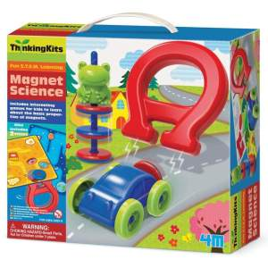 צעצועים מדע ומשחק מגנטי - Mom & Me