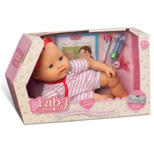 צעצועים בובת תינוק - בביקור רופא - Mom & Me