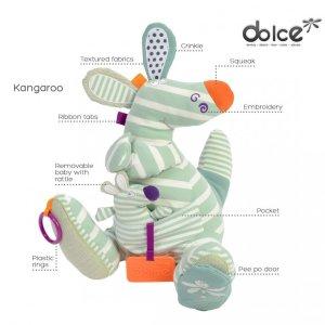 צעצועים צעצוע פעילות פרימו קנגורו - Mom & Me