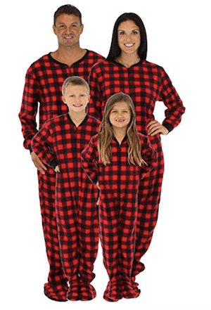 800cb5dc01 Best Matching Family Christmas Pajamas For 2018 Family Holiday Pajamas.  next family christmas onesies christmaswalls co