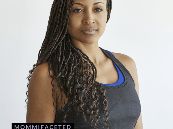 Leah Egwautu, fitness mommy blogger