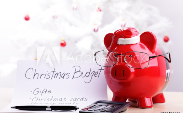 overspending during the holidays