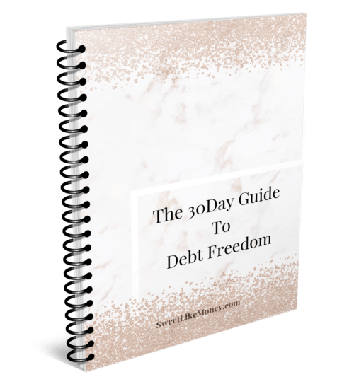 Debt Freedom Workbook