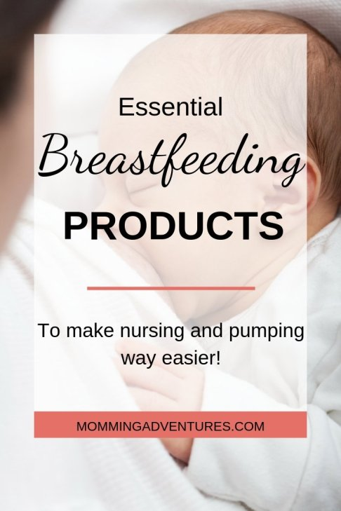 The best breastfeeding products you need.