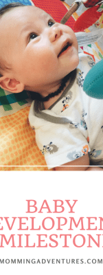 Baby Development Stages and Milestones