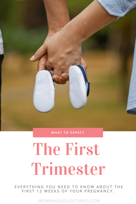 what to expect: the first trimester