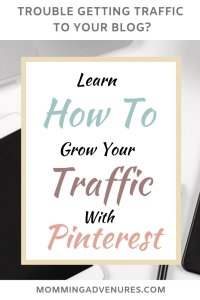 Learn how to increase blog traffic with Pinterest.