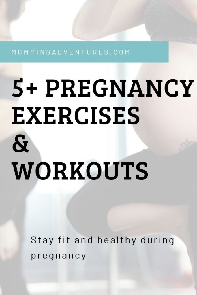 Stay fit during pregnancy with these awesome prenatal workouts.
