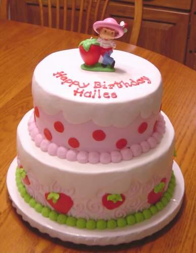 Strawberry Shortcake Themed 1st Birthday Party With Such Cute Ideas Via Kara 39 S Karaspartyideas