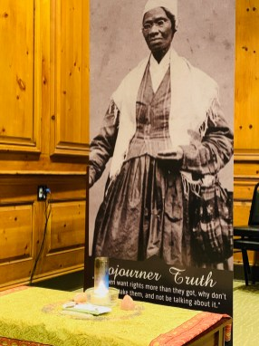 Sojourner Truth Alter