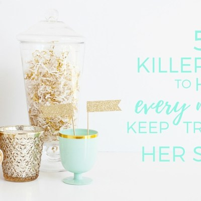 5 Tips to Help Mommy Keep Track of Stuff