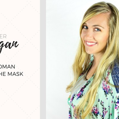 Morgan, the Woman Behind the Mask