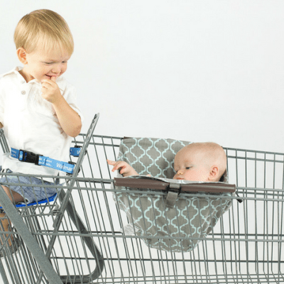 Avoiding the Hassle While Shopping with a Baby Carseat and Binxy Baby