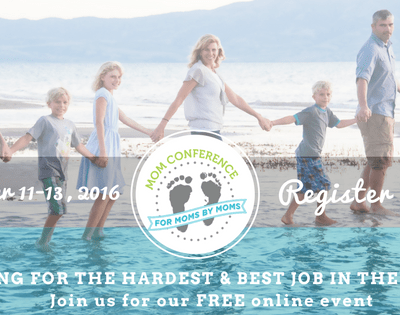 The 7 Big Things I Learned From The Mom Conference 2016