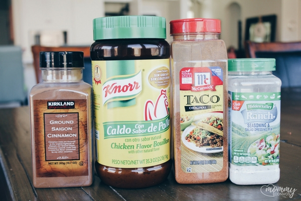costco spices: one of 4 friday faves this week!