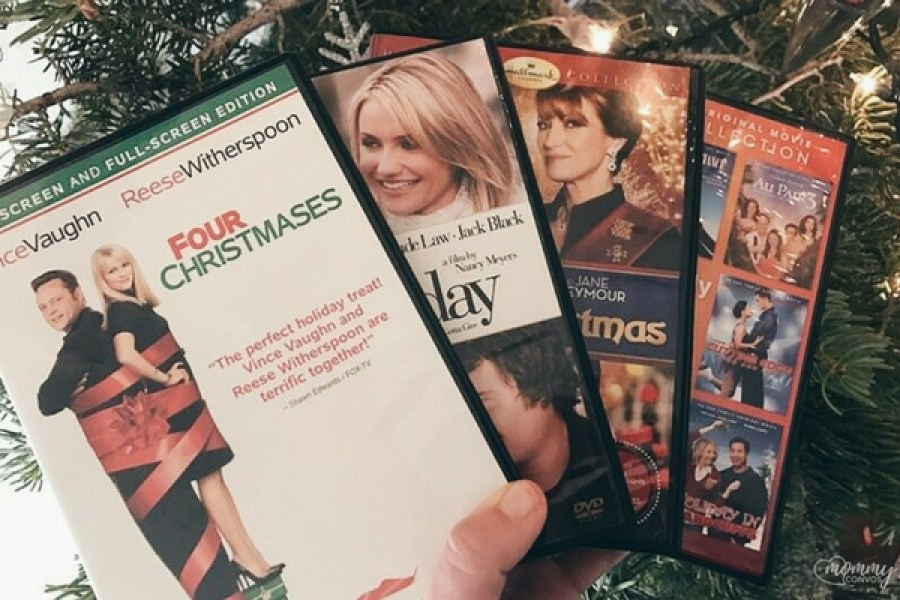 Favorite Friday: Top Family Friendly Children Christmas Movies, Adult Movies, Holiday Books and Christmas Break Games