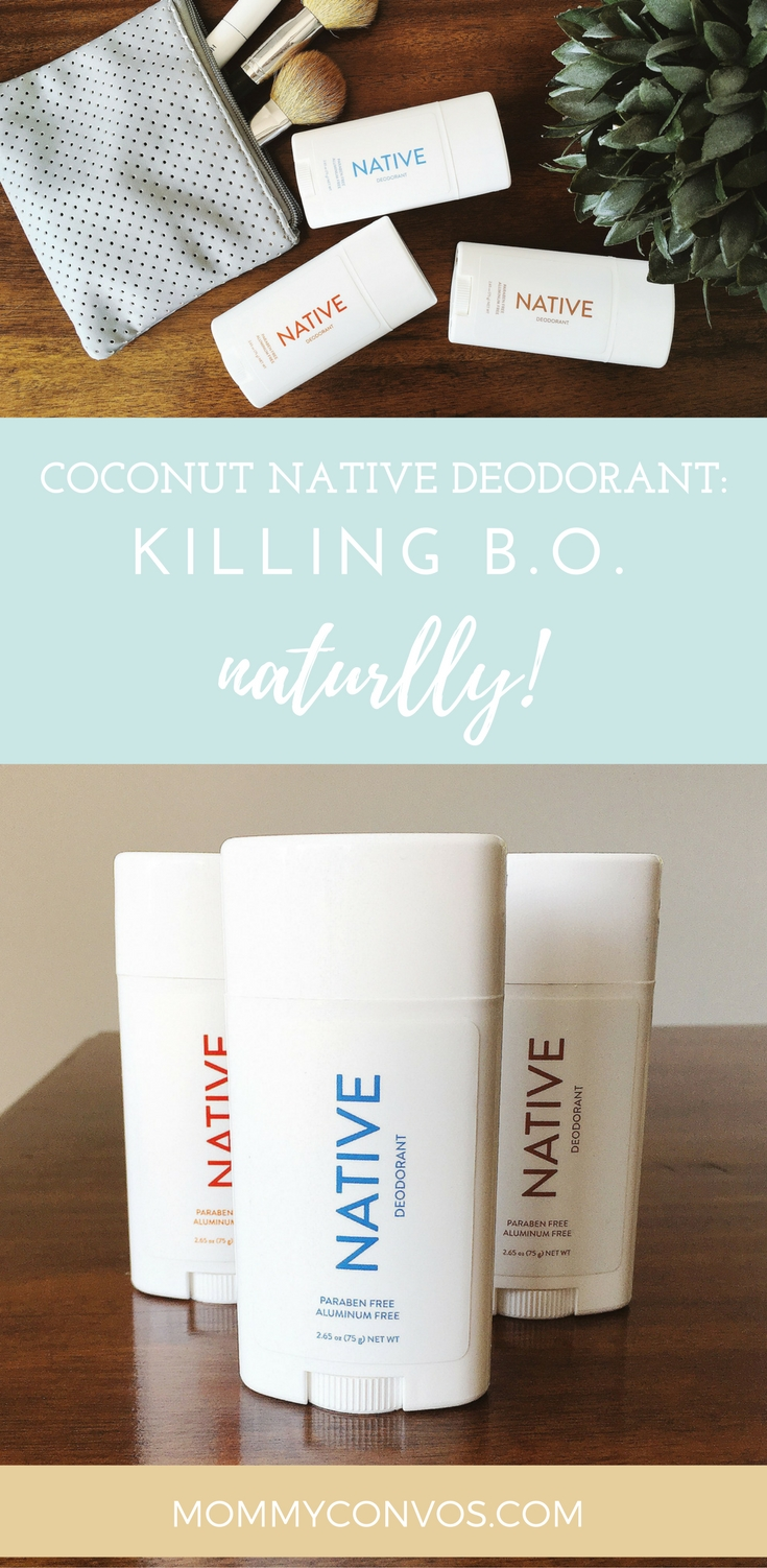 aluminum-free deodorant that works! natural deodorant. no carcinogens in this delicious coconut deodorant. Native deodorant rocks!