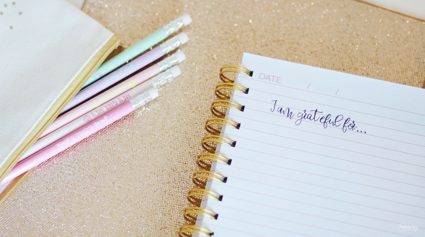 Why I Keep a Gratitude Journal & 10 Things I'm Grateful For