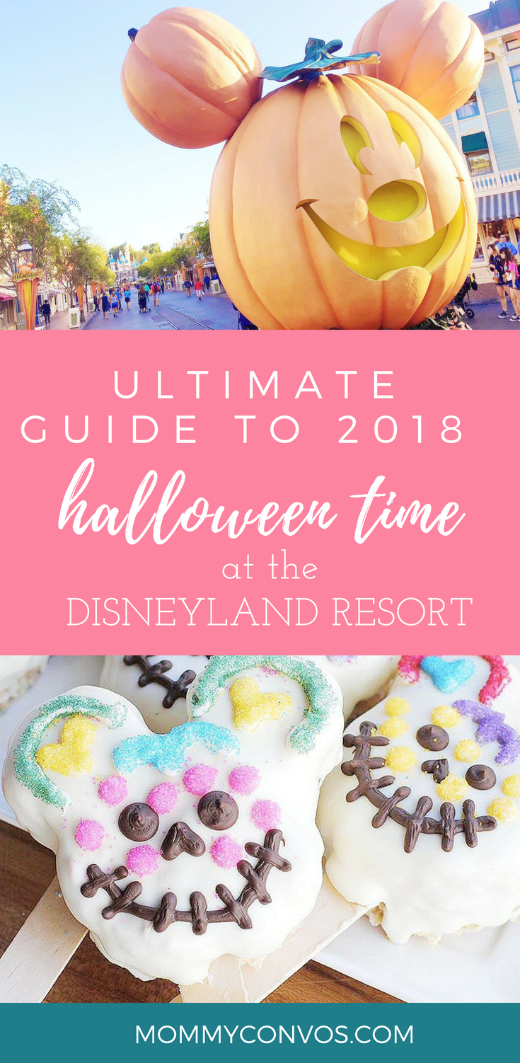 the ultimate guide to 2018 halloween time at the Disneyland Resort, disney vacations, Halloween time at the disneyland, disney trips with the family, vacation tips and tricks, packing for vacations, disney trips, disneyland, walt disney world,