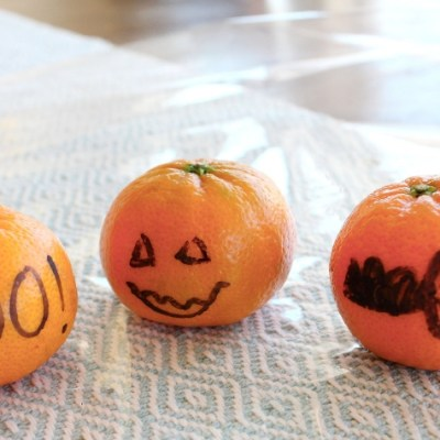 AYummy and Healthy Alternative to Halloween Candy