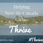 Helping New-To-Canada Syrian Girls Thrive