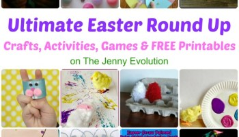 130 Easter Crafts Activities Games Free Printables For Kids