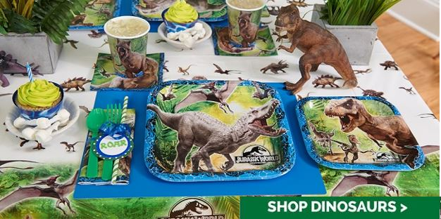 Dinosaur Party Birthday Games Decorations And Fun