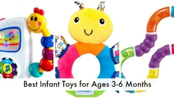 Infant Learning Toys For Ages 6 9 Months Old