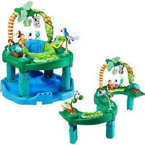Evenflo Exersaucer Triple Fun Animal Planet