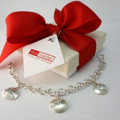 Tina Roeder charm bracelet