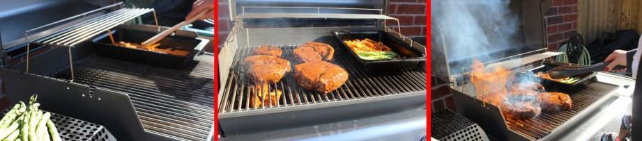 Weber Genesis EP-330 barbecue