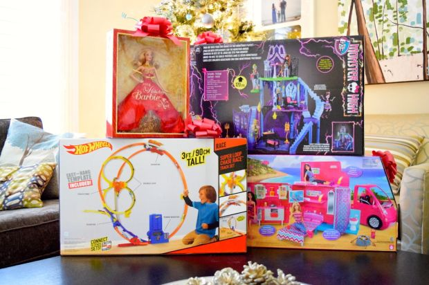 Mattel Holiday 2014