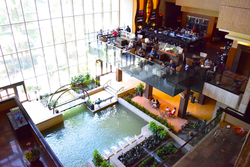 Hyatt Regency San Antonio - foyer