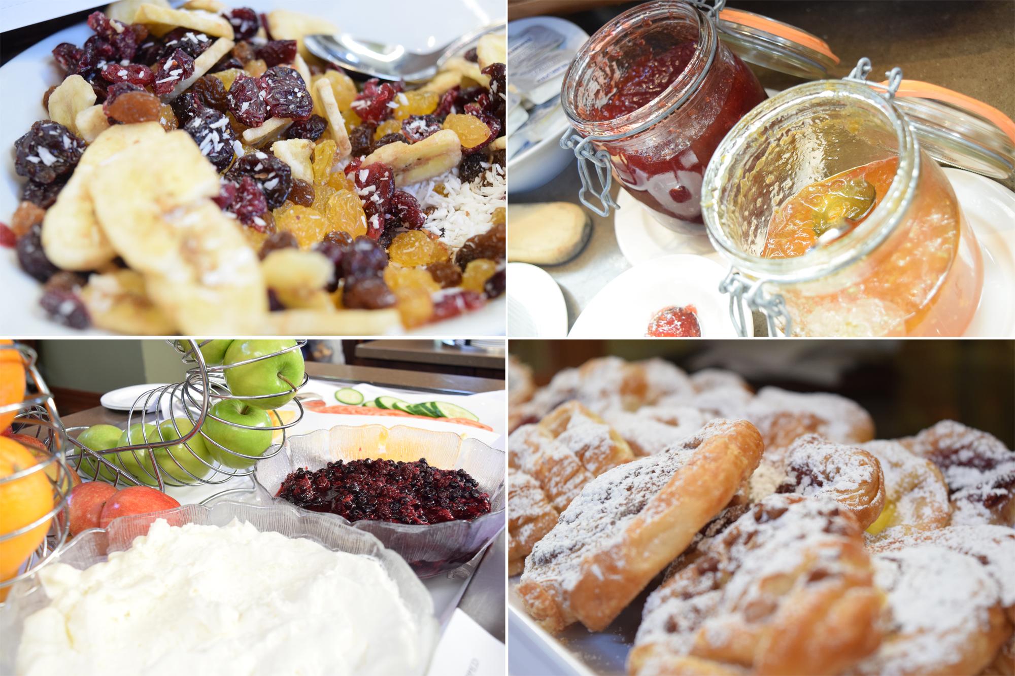 Deerhurst Resort - food