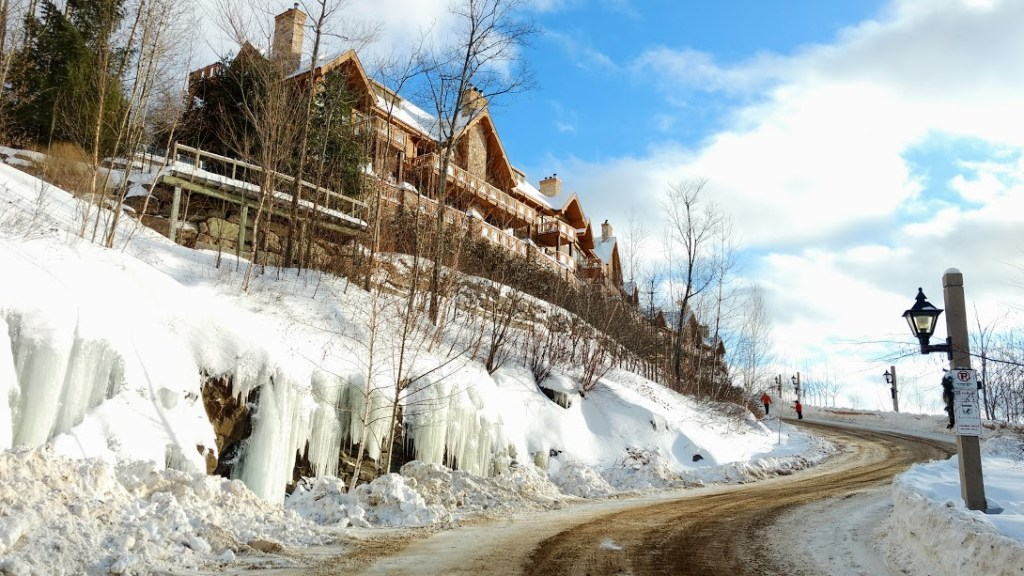 Rent a chalet at Tremblant