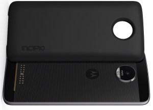 Battery pack for Moto Z Play.