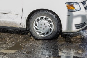 how to fix pothole damage to tires