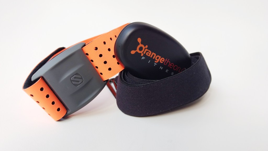 Orangetheory heart-rate monitors