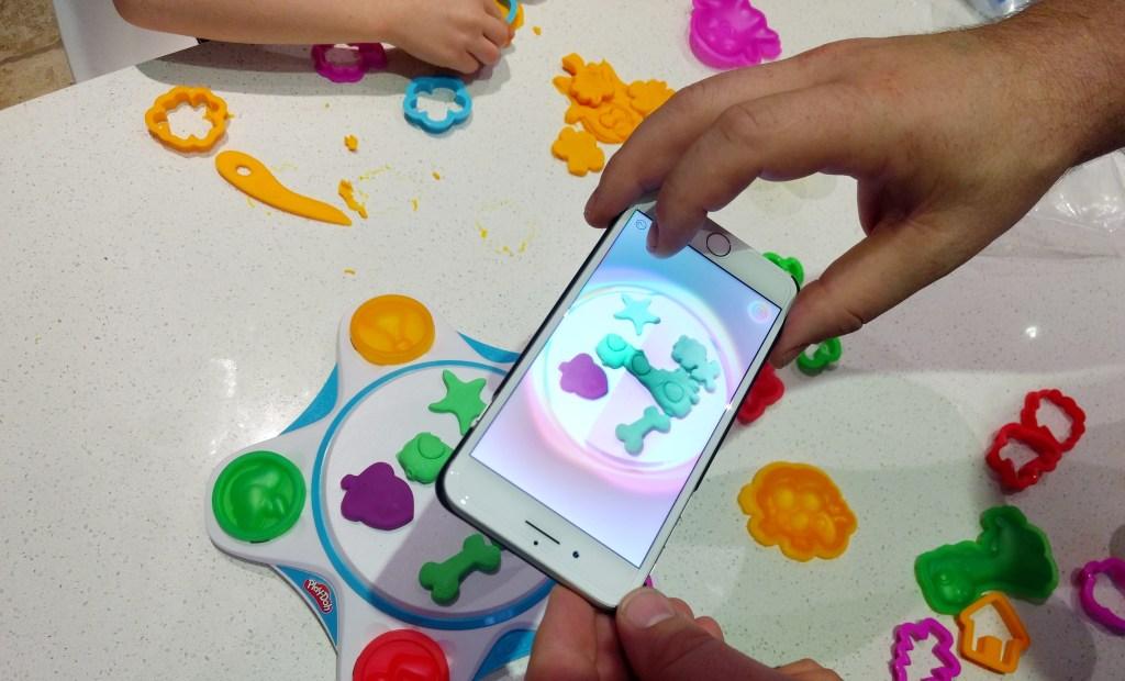 Play-Doh Shape to Life Studio